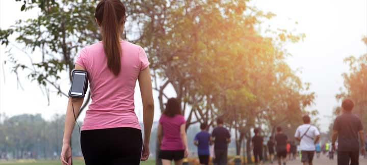 Marche Rapide…. Technique de base.